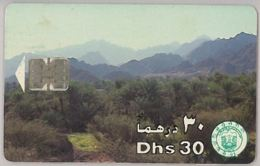 PHONE CARD EMIRATI ARABI (A50.1 - Emirats Arabes Unis