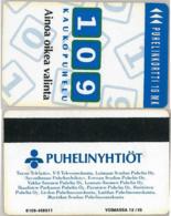 PHONE CARD FINLANDIA (A50.3 - Finlandia