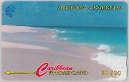PHONE CARD ANTIGUA E BARBUDA (A50.7 - Antigua And Barbuda
