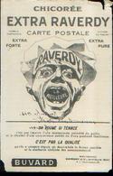 SAINT-SAULVE « Chicorée RAVERDY» - Buvards, Protège-cahiers Illustrés