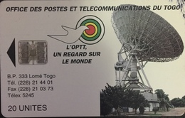 Paco \ TOGO \ TG-OPT-0005A \ Earth Station 20 - Reverse 2 \ Usata - Togo