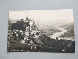 CARTOLINA BARDI - CASTELLO - Parma