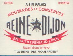 DIJON « Ets G. Theveniaud & Fils» - Blotters