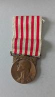 Médaille Militaire 1° Guerre Mondiale ,  Grande Guerre 14-18 - France