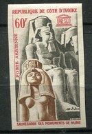 Rep. Côte D'Ivoire ** ND PA N° 31 - Sauvegarde Des Monuments De Nubie Prix   2 € + Port - Costa De Marfil (1960-...)