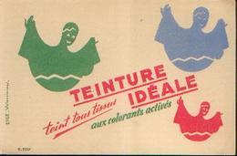 VALENCIENES « 'Teinture Idéale» - Buvards, Protège-cahiers Illustrés