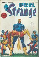 SPECIAL STRANGE  N° 33  -   LUG  1983 - Strange