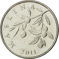 Monnaie, Croatie, 20 Lipa, 2011, TTB, Nickel Plated Steel, KM:7 - Croatie
