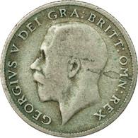 Monnaie, Grande-Bretagne, George V, 6 Pence, 1922, TB, Argent, KM:815a.1 - 1902-1971 : Monnaies Post-Victoriennes