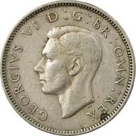 Monnaie, Grande-Bretagne, George VI, Shilling, 1948, TB+, Copper-nickel, KM:864 - 1902-1971 : Monnaies Post-Victoriennes