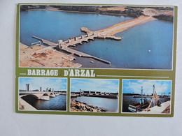 Arzal - Le Barrage Ref 0188 - France