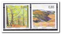 Luxemburg 2011, Postfris MNH, Nature, Europe, Trees - Luxemburg