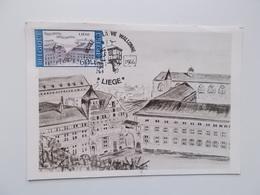 1966 Coin Des Frères Mineurs , Minderbroeders Te Luik, Musée De La Vie Wallonne - 1961-1970