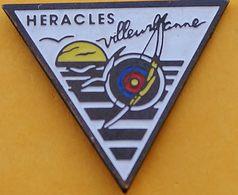 GG...215.........TIR  A L'ARC........COMPAGNIE...HERACLES.........VILLEURBANNE - Archery