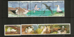Oiseaux De L'île NORFOLK,  2 Séries Complètes Neuves **  Côte 15,00 € EUR - Ile Norfolk