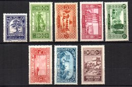 Col10    Grand Liban  N° Entre 50 Et 61 Neuf X MH  Cote : 17,80 Euro Cote 2015 - Gross-Libanon (1924-1945)