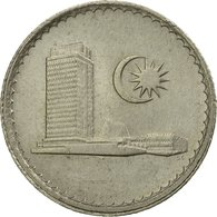 Monnaie, Malaysie, 5 Sen, 1981, Franklin Mint, TTB, Copper-nickel, KM:2 - Malaysie