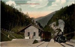 Weissensteinbahn - Gänsbrunnen - SO Solothurn
