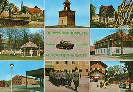 MUNSINGEN - Truppenubungsplatz - Multivues - Münsingen