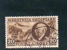 ALBANIE 1939 O - Albania