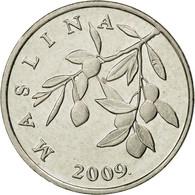 Monnaie, Croatie, 20 Lipa, 2009, TTB, Nickel Plated Steel, KM:7 - Croatie