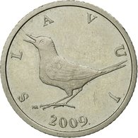 Monnaie, Croatie, Kuna, 2009, TTB, Copper-Nickel-Zinc, KM:9.1 - Croatie
