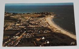 Pointe Saint Jacques En Sarzeau - 56 - Campings Du Grand Guitton Et Municipal. Presqu'île De Rhuys. Vue Aérienne. - Otros Municipios