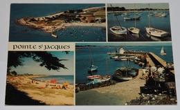 Pointe Saint Jacques En Sarzeau - 56 -  Port; Plage; Jetée. Presqu'île De Rhuys. - Otros Municipios