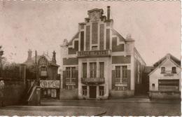 Cpsm 59 BERTRY  La Salle Des Fêtes (et Le Café De La Jeunesse) - Otros Municipios
