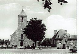 SINT LIEVENS HOUTEM-SINT MICHIELSKERK EN GEMEENTEHUIS - Sint-Lievens-Houtem