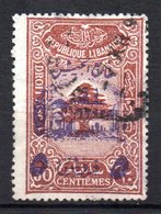 Col10    Grand Liban  N° 197 Neuf X MH  Cote : 30,00 Euro Cote 2015 - Great Lebanon (1924-1945)