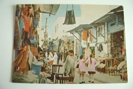 Tunisie  Tunis.Rue Jemaâ Ez Zitouna   Marche Market   MERCATO NON  VIAGGIATA COME DA FOTO - Mercati