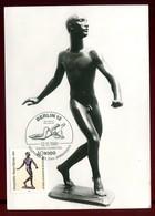 Allemagne - Carte Maximum 1981 - Oeuvre De Georg Kolbe - [5] Berlijn