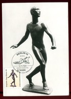 Allemagne - Carte Maximum 1981 - Oeuvre De Georg Kolbe - Cartes-Maximum (CM)