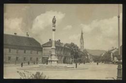 Zagreb. Circulada 1955. - Croacia