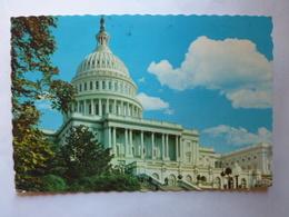 The Capitol Building - Washington D.C. - Etats-Unis