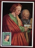 Salomon - Carte Maximum 1979 - Oeuvre De Dürer - Salomon (Iles 1978-...)