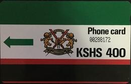 Paco \ KENYA \ KEN-07 \ K.P.T.C. Logo & Notch - Green Arrow \ Usata - Togo