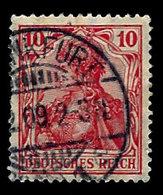 Germany 1905-1919, Scott , Germania, Deutsches Reich 83, Wmk 125, Used, NH - Germany