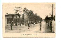 Camp D'Elsenborn - Le Corps De Garde / Delputs - N° 185 / 1932 - Bütgenbach
