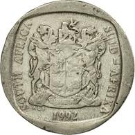 Monnaie, Afrique Du Sud, Rand, 1992, TB+, Nickel Plated Copper, KM:138 - Afrique Du Sud
