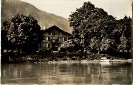 Böningen Bei Interlaken - Pension Chalet Du Lac - BE Berne