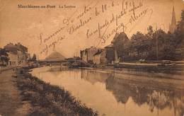 Marchienne-au-pont  La Sambre  Charleroi       I 4313 - Charleroi