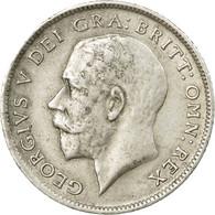 Monnaie, Grande-Bretagne, George V, 6 Pence, 1916, TTB, Argent, KM:815 - 1902-1971 : Monnaies Post-Victoriennes