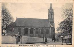Notre Dame Au Bois   L'Eglise  Jesus Eik De Kerk   Overijse     I 4315 - Overijse