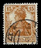 Germany 1916-1919,  Imperial Germania Series 99, Used, NH - Germany