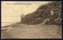*Parti Ved Afholdshotellet Baaring Skow* Edit. B.P.M. Eneret 4004. Circulada 1927. - Dinamarca