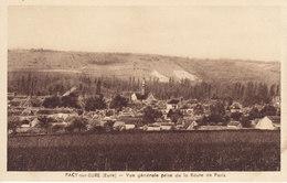 PACY SUR EURE – Vue Générale Prise De La Route De Paris - Pacy-sur-Eure
