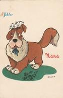 Disney : NANA: Chocolat Tobler ( Pub Au Dos ) - Disney