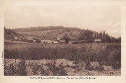 FONTAINE SOUS JOUY (Eure) – Vue Sur Les Côtes De Launay - Pacy-sur-Eure
